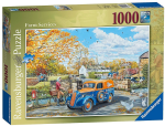 Ravensburger - FARM SERVICES - 1000 Piece jigsaw - (195787)
